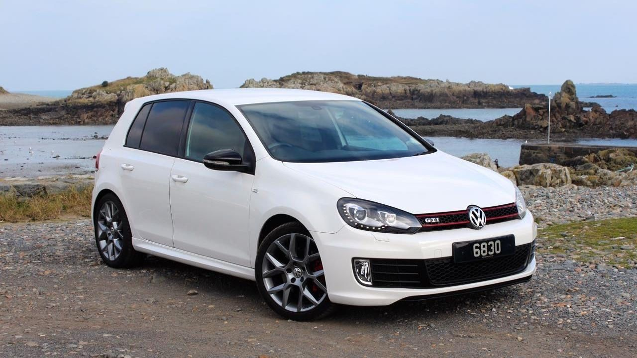 Golf GTi Edition 35 Previously sold hot hatches Mk6