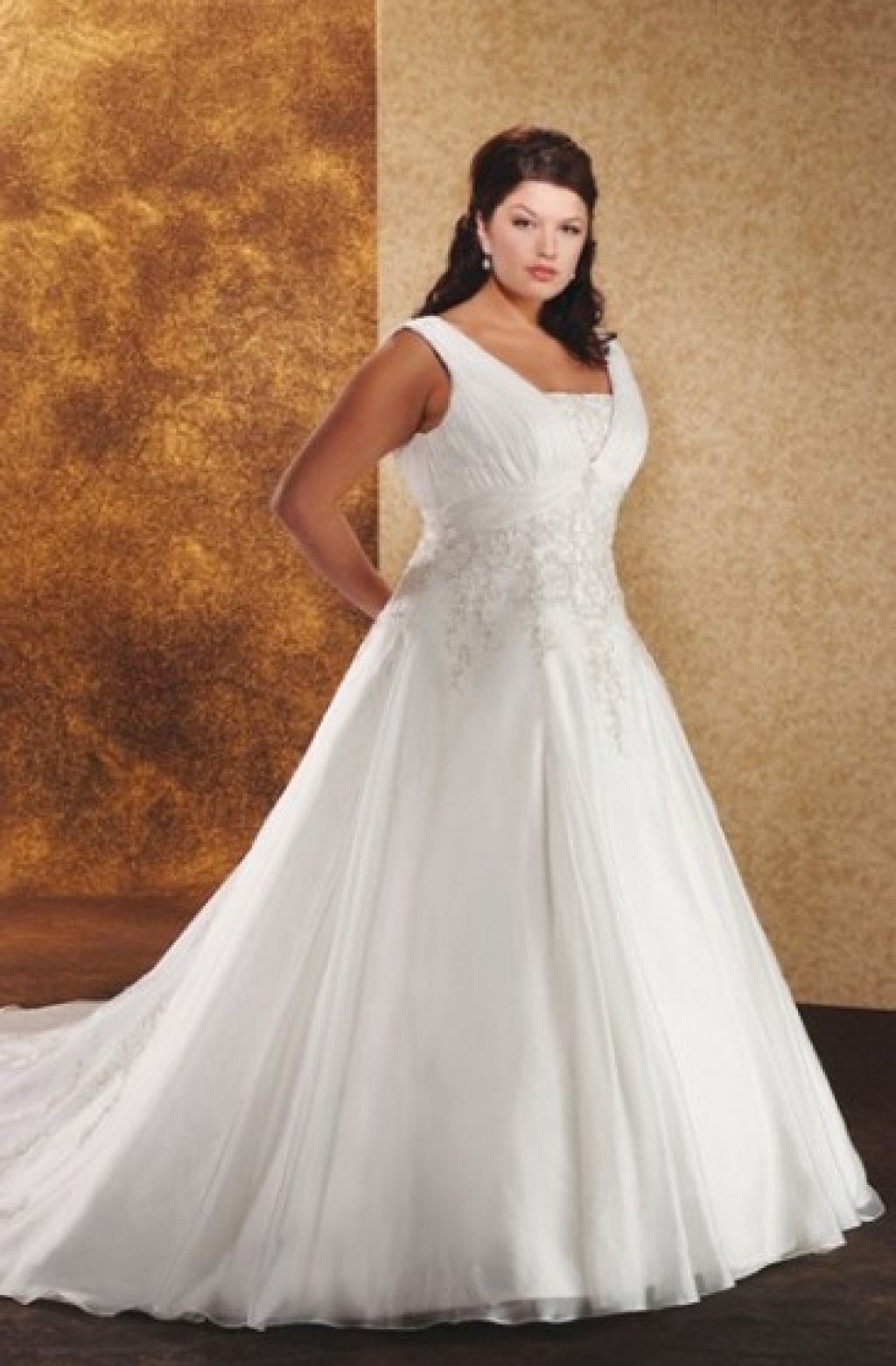 100+ Dresses for Larger Ladies for Weddings - Dresses for Wedding ...