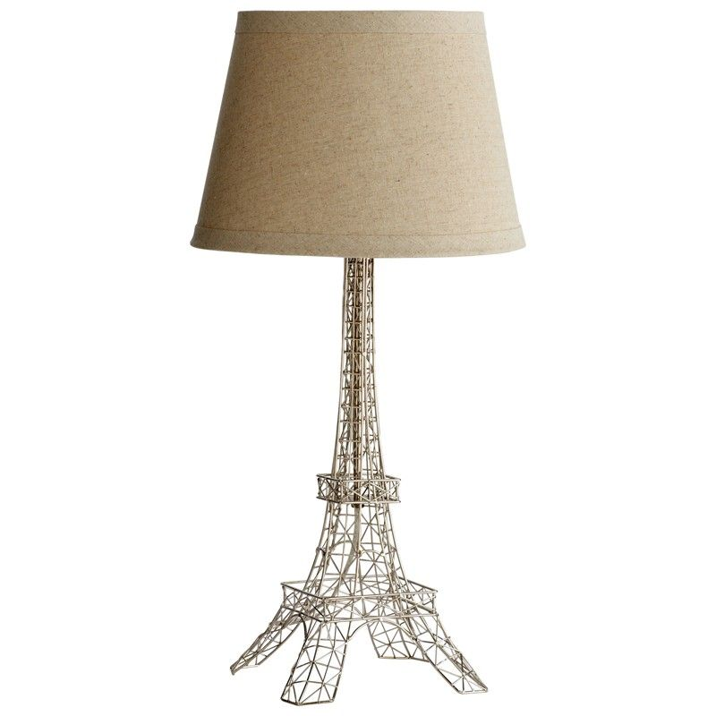 Eiffel table lamp cyan designi have this lamp and i paid 30 eiffel tower table lamp have a much cheaper version of this and love it aloadofball Images