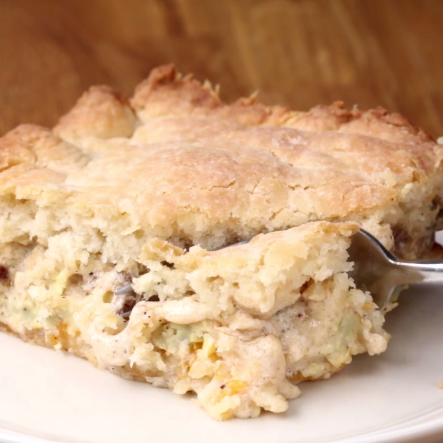 Photo of This 5-Layer Breakfast Bake Will Blow You Away