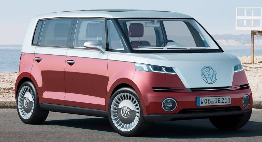 2018 Volkswagen Kombi Release Date Concept Changes The Following