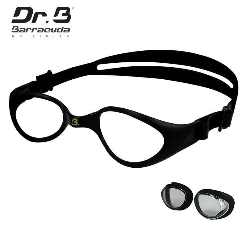 87d5dea74b ... Barracuda Swimming. Dr.B FUTURE RX Junior Optical Swim Goggle  73195  (Customized) - Compact
