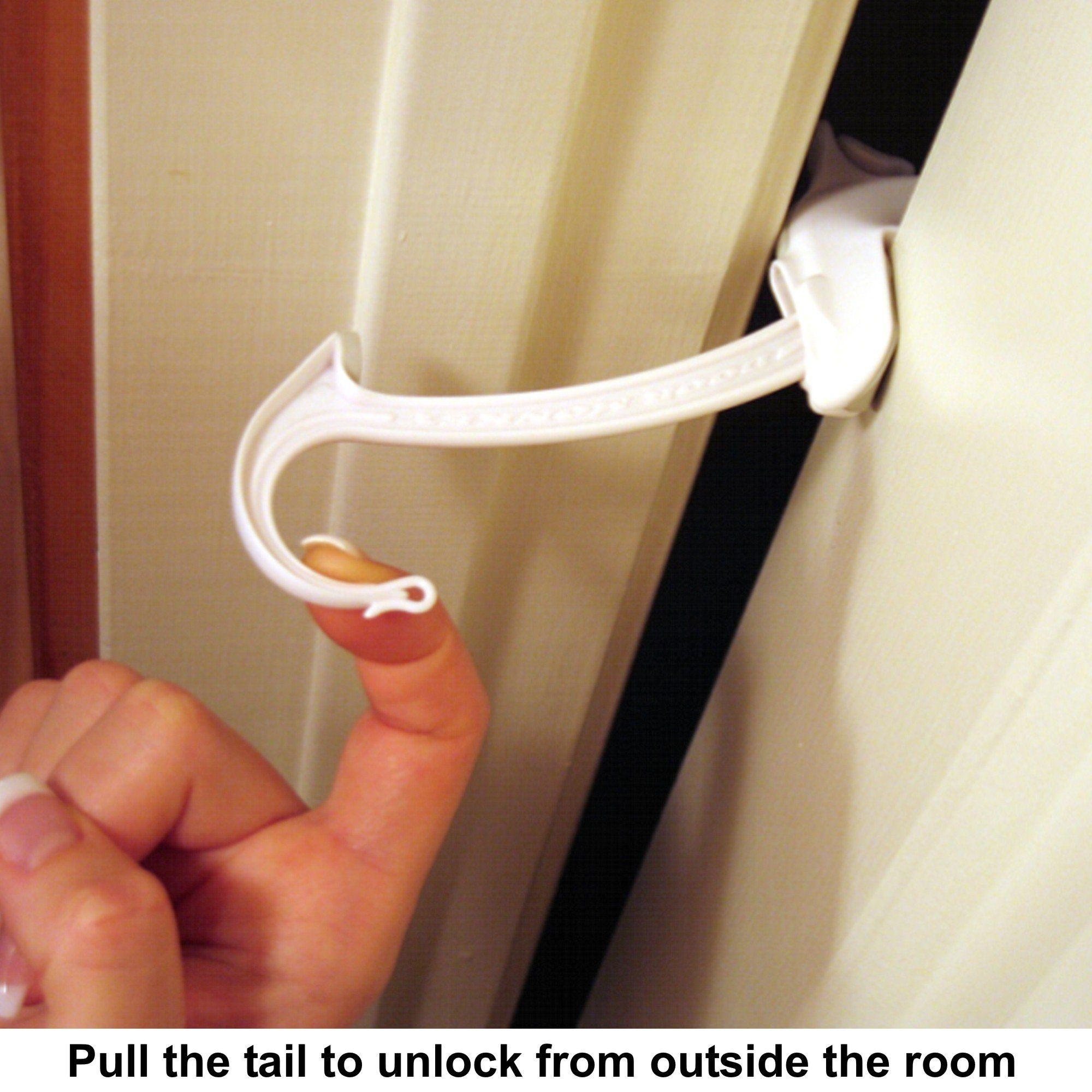 Door Monkey, Childproof Door Lock & Pinch