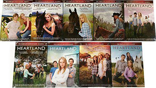 Pin By Terri Maloy On Books Wish List Heartland Season 1
