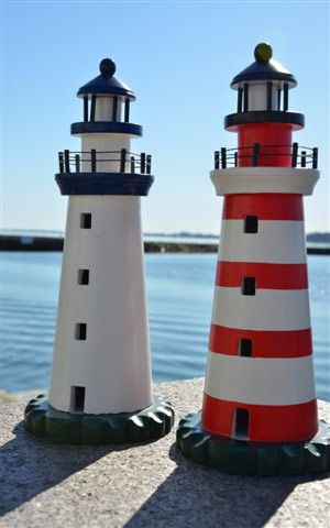 Lighthouse gifts lighthouse models novelty lighthouses for House key cover with light