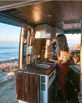 Photo of Van Clan on InstagramUnited States of AmericaConverted Camper  gre Van Clan on I…