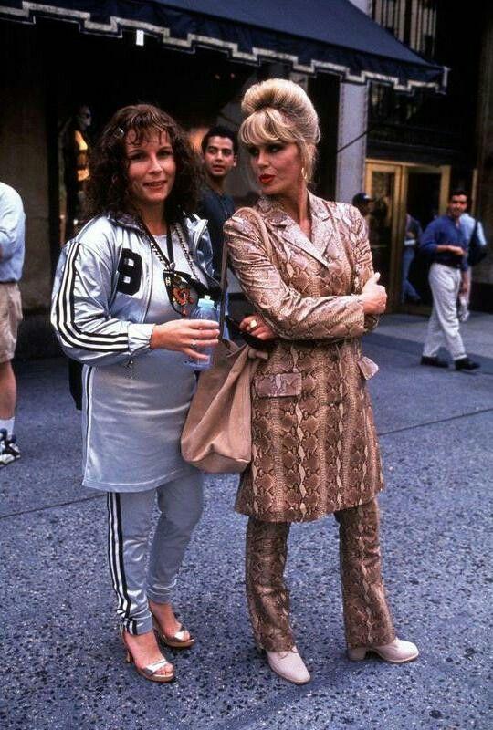 Absolutely Fabulous Door Handle 30 Mar 1995 Fab Fashion