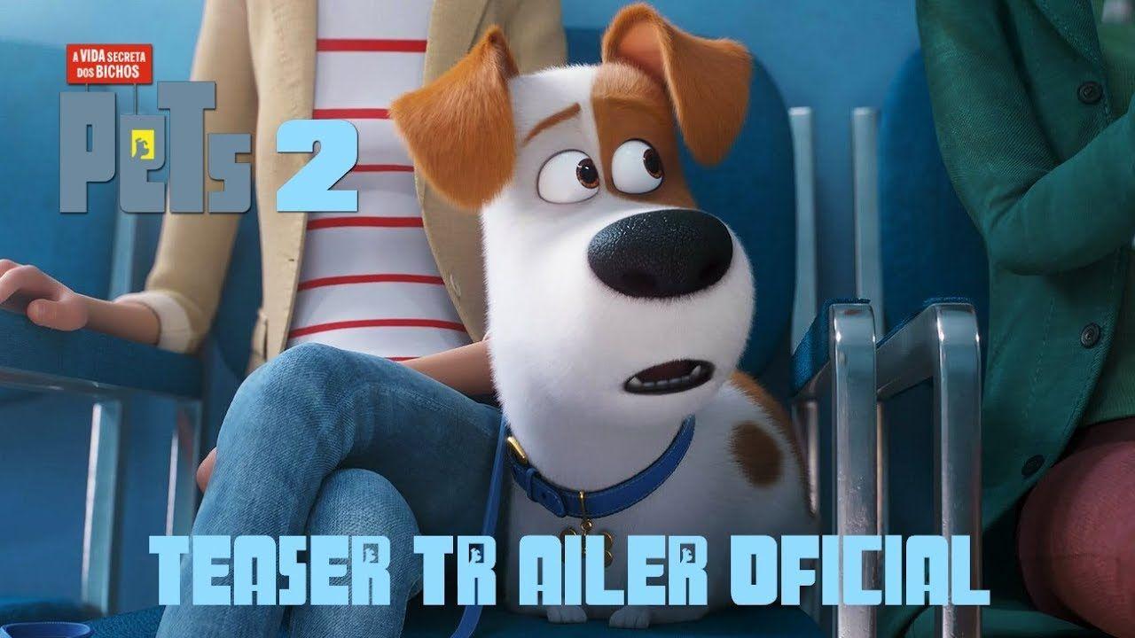 Pets A Vida Secreta Dos Bichos 2 Teaser Trailer Oficial Dublado