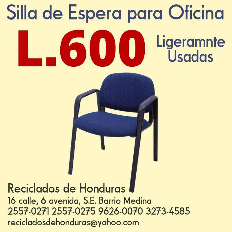 El mejor precio en sillas de oficina usadas. Consultas al WhatsApp ...