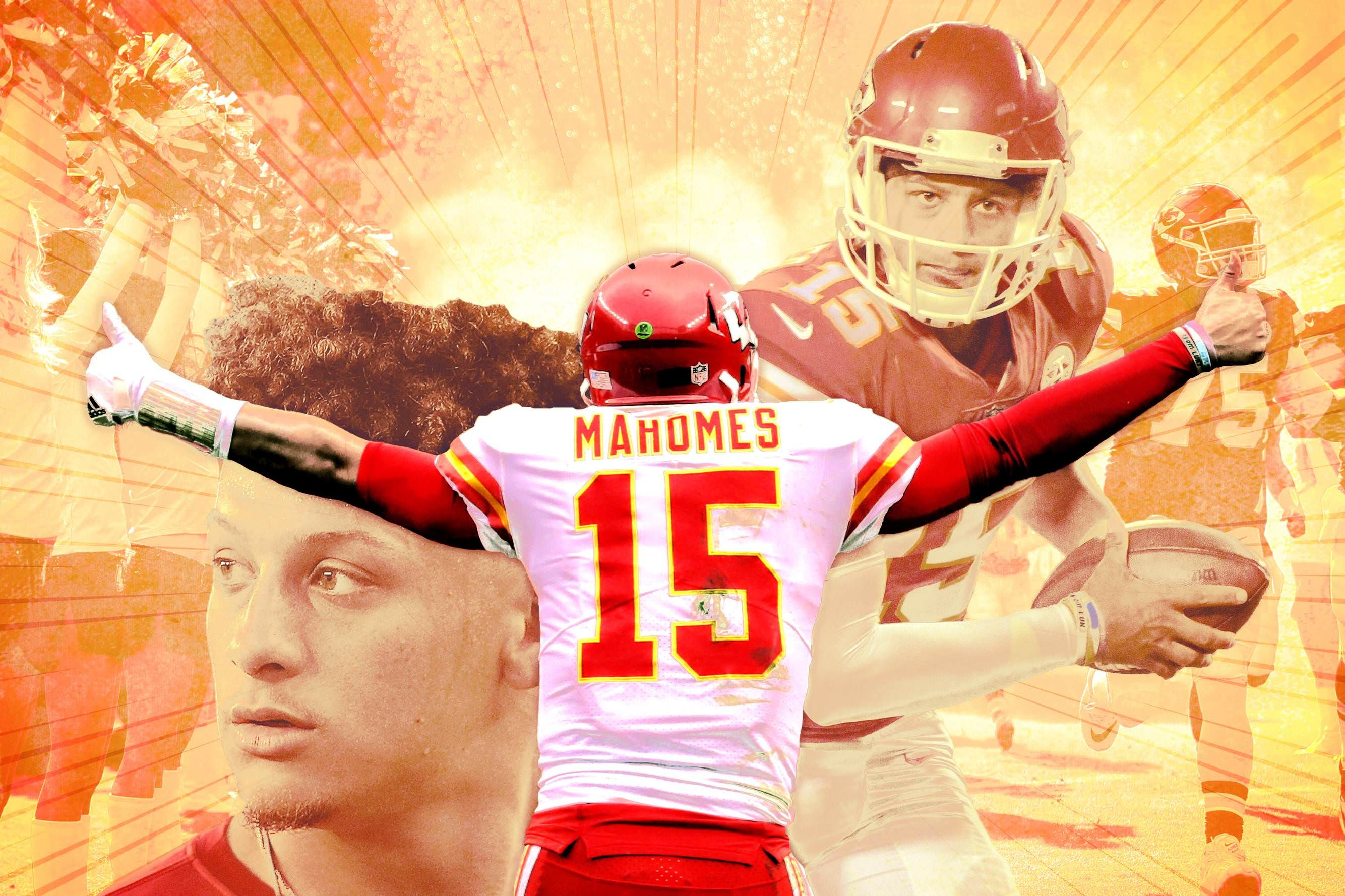 Image Result For Patrick Mahomes Wallpaper Kansas City Chiefs Kansas City Chiefs Football Kansas City Chiefs Logo