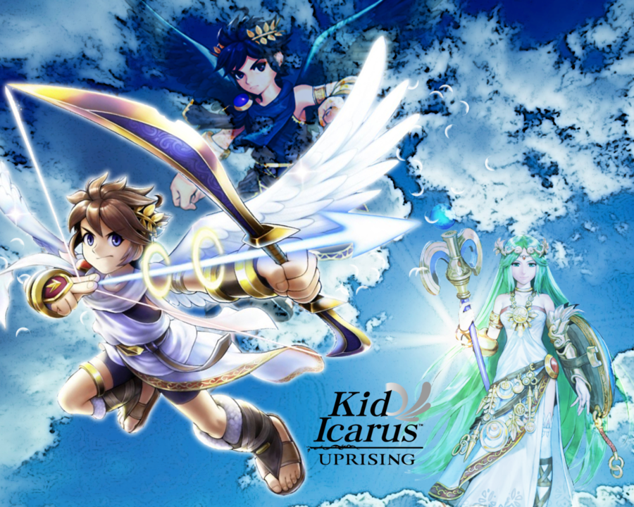 Kid Icarus Uprising Wallpaper By Keycrystaldeviantartcom