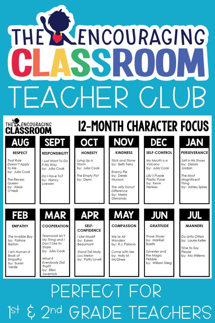 The Encouraging Classroom Teachers Club