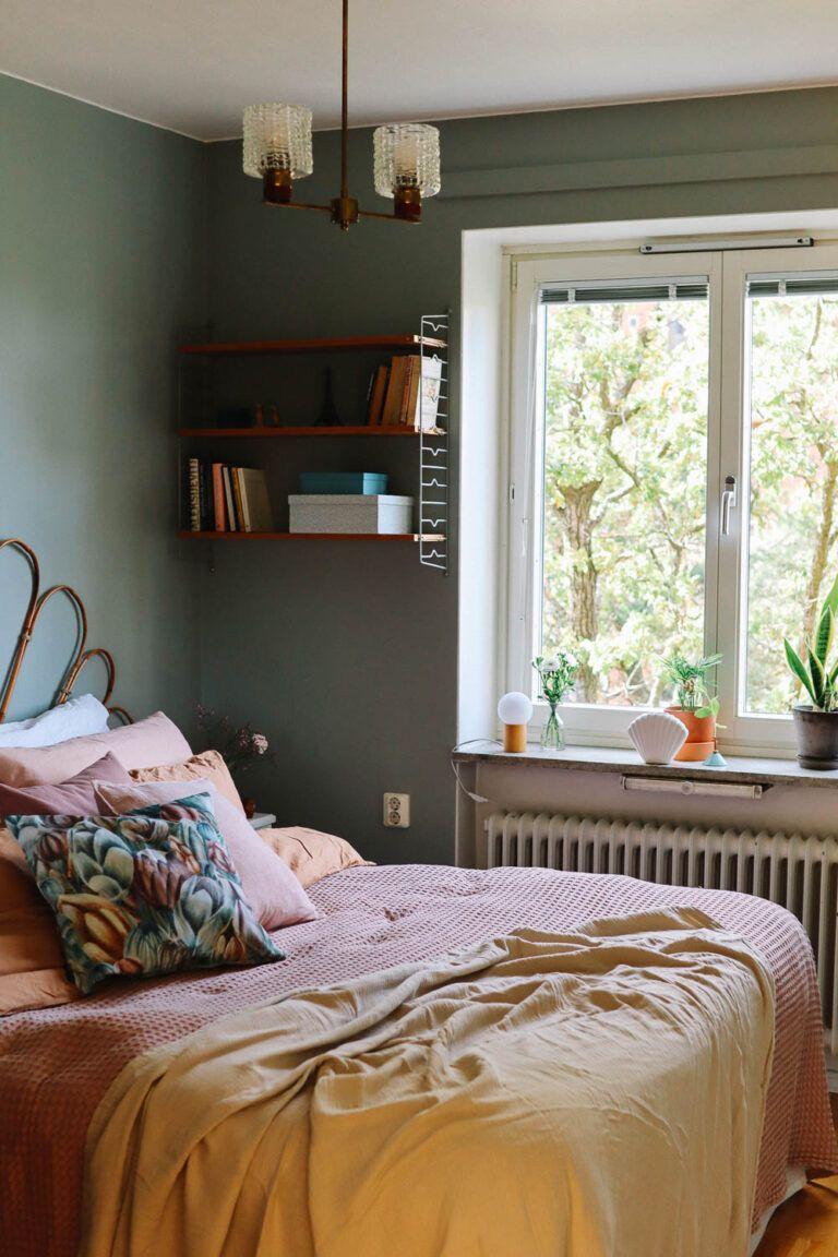 Homestyling i Stockholm med vintage, retro och hållbarhet av VF Studio
