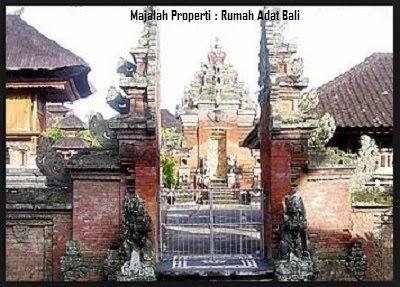 76+ Gambar Rumah Adat Bali Beserta Keterangannya Gratis Terbaik