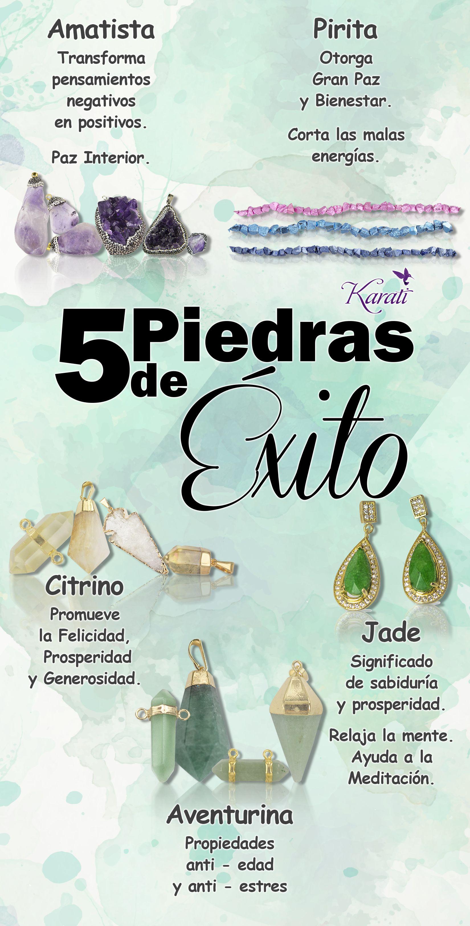 5 piedras de xito citrino amatista pirita jade - Propiedades piedras naturales ...
