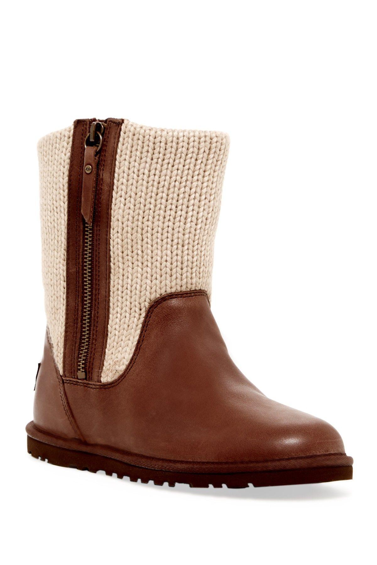 0e601736191 UGG Australia | Rosalie Knit Boot | Nordstrom Rack Sponsored by ...