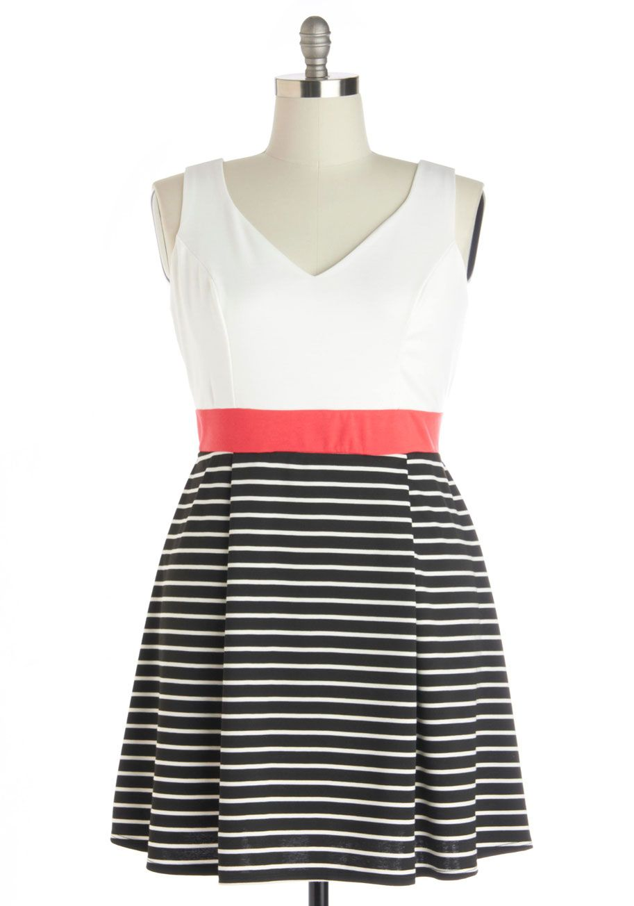 Started from the Bobbin Dress, #ModCloth