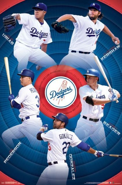 Los Angeles Dodgers 2017 Los Angeles Dodgers Dodgers Los Angeles