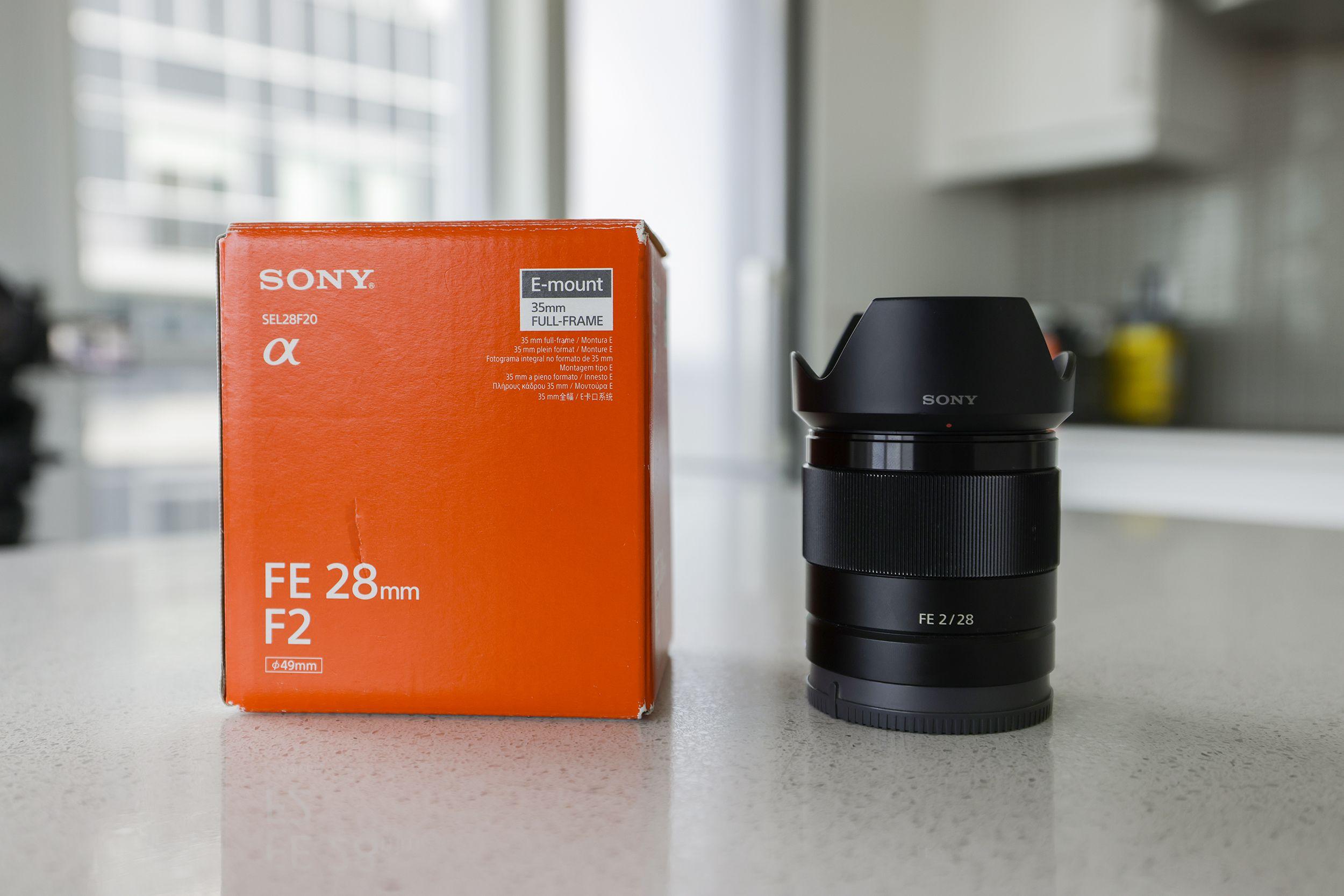 Sony Fe 28mm F2 Used Camera Gear Camera Gear Sony