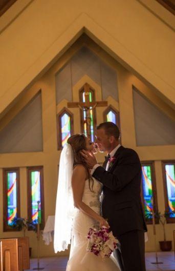 Sacred Hearts Mission Church In Kapalua Maui Wedding Bride Destination