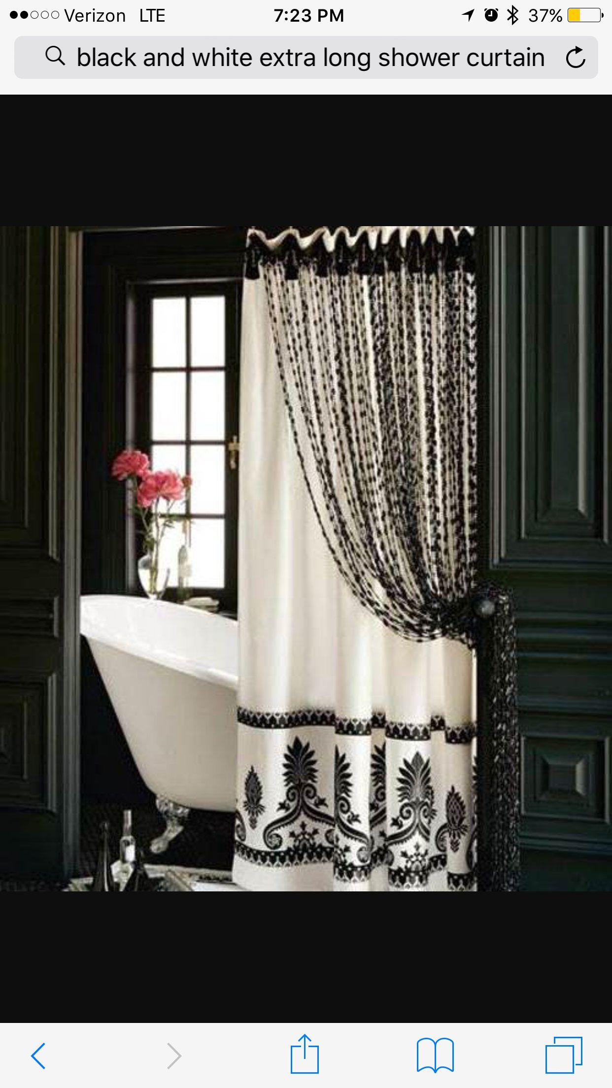 Bathroom Black Shower Curtains Elegant Shower Curtains Luxury