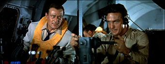 The High and the Mighty (1954) John Wayne Robert Stack