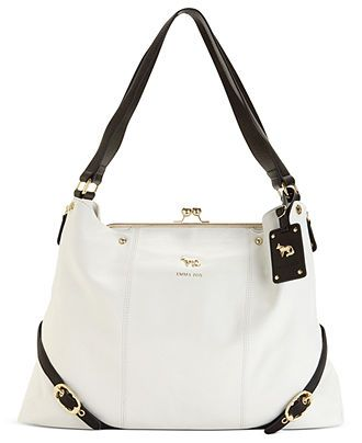 Emma Fox Handbag Dressage Frame Shoulder Bag Handbags Accessories Macy S