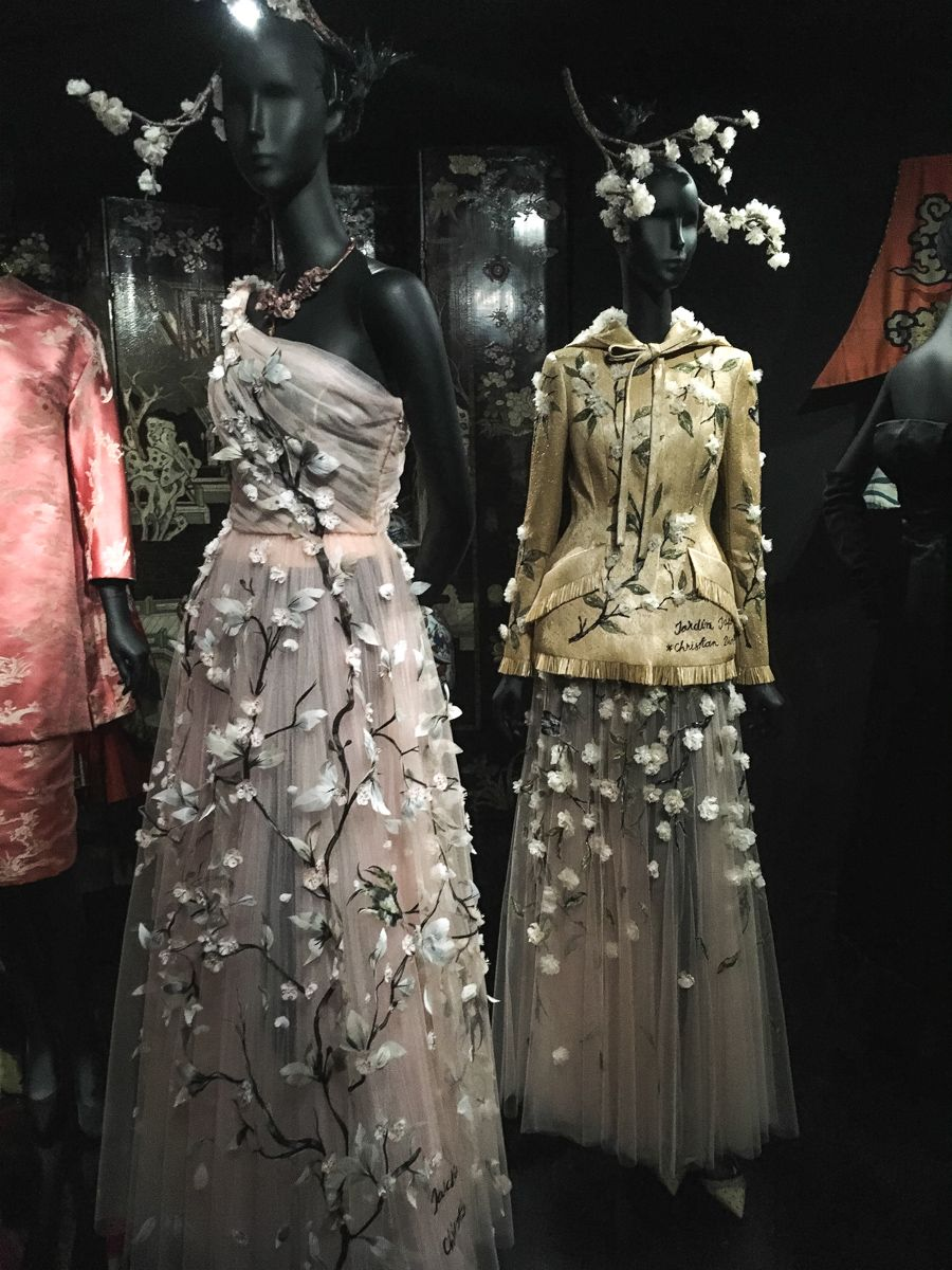 4bf8539812a1 Dior Haute Couture  a Magical Fashion Exhibit in Paris