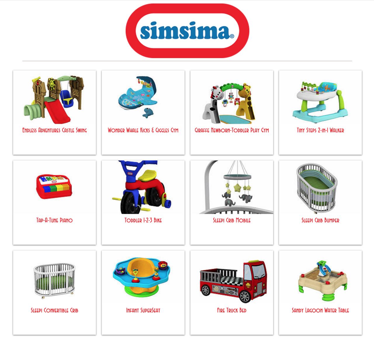 Tv series in the sims 3 yosimsima with out further adieu i have some sim kids - Sims 3 babyzimmer ...