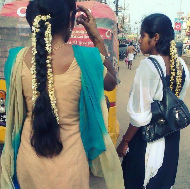 Tamilnadu Hair Beauty Long Hair Styles Braided Hairstyles
