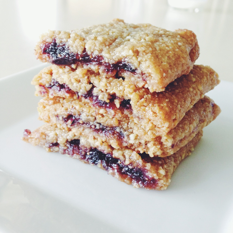 Jam Cake Using Cake Mix