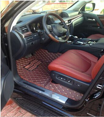 Good Custom Special Floor Mats Trunk Mat For Toyota Land Cruiser Prado 120 7seats 2009 Car Interior Upholstery Personalized Car Floor Mats Car Interior Diy