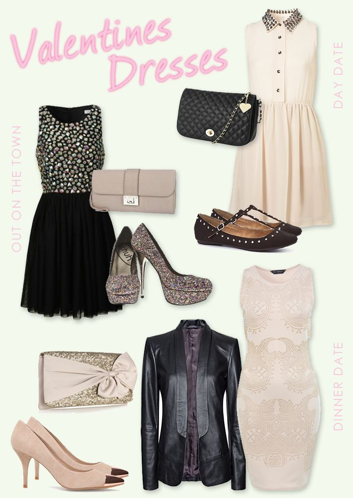 Still not sure what to wear for Valentines? I've put together a few outfits for whatever type of date you might be going on!     http://candycoloureddreams.com/2013/02/12/what-to-wear-for-valentines/    Let me know what you think!:)    Cxx