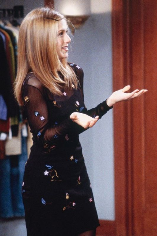 10 Rachel Green Outfits We'd Still Wear Today - Society19 #rachelgreenoutfits