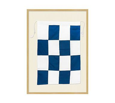 Framed Nautical Flag N, 18.25 x 25.25&quot   Pinterest   Flags and ...