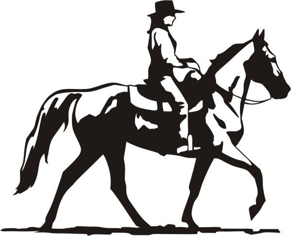 free cowgirl clipart - Google Search | Images Cowgirl Western ...