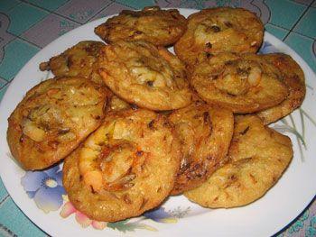 Bakwan Udang Resep Masakan Pedas Resep Masakan Indonesia Cemilan