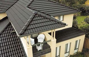 Best Roof Tile Boral Macquarie Profile In Gunmetal Home 400 x 300