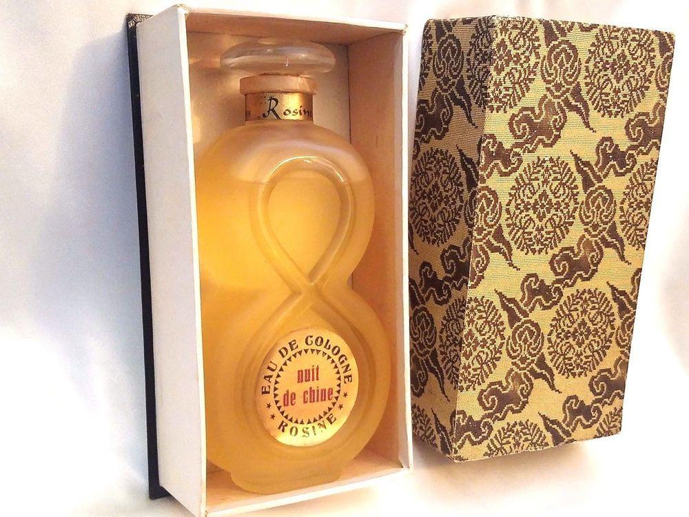 Chine Antique C Paul Poiret Nuit Rosine Parfums ~ De 1913 e2YD9HIbWE