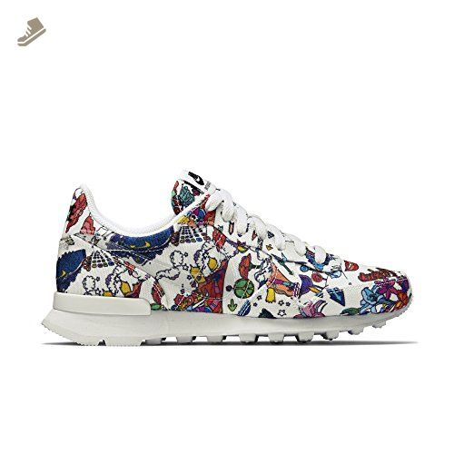 701caef3b6efbe ... order nike womens internationalist fo qs shoes white clear black 10 nike  sneakers for women amazon