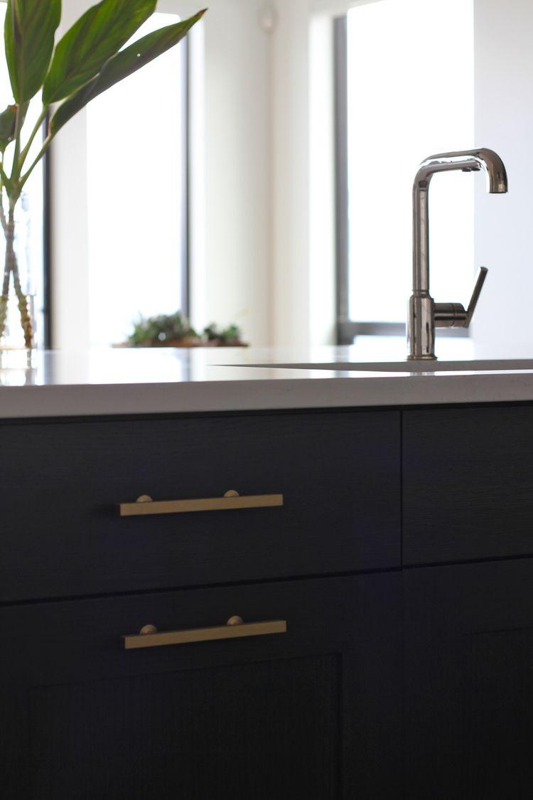 Kitchen Reveal. | Kitchen | Pinterest | Cabinet hardware, Kitchen ...