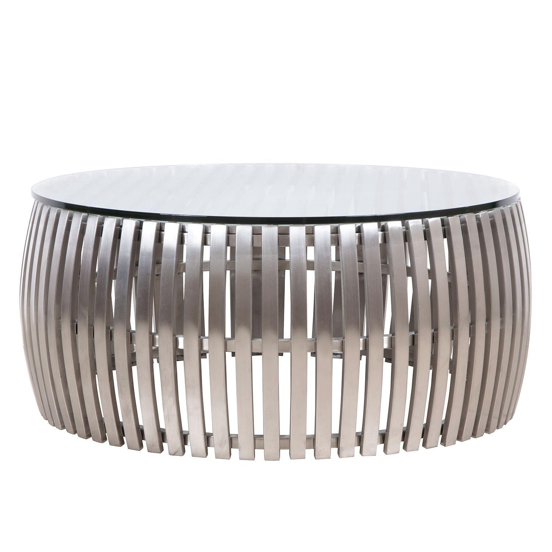 pin von ladendirekt auf tische pinterest couchtische tisch und edelstahl. Black Bedroom Furniture Sets. Home Design Ideas
