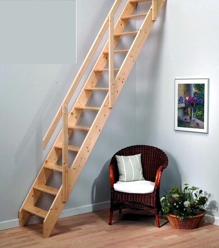 Click the images to see some of our attic stairs and ladders ideas - plan maison 5 pieces