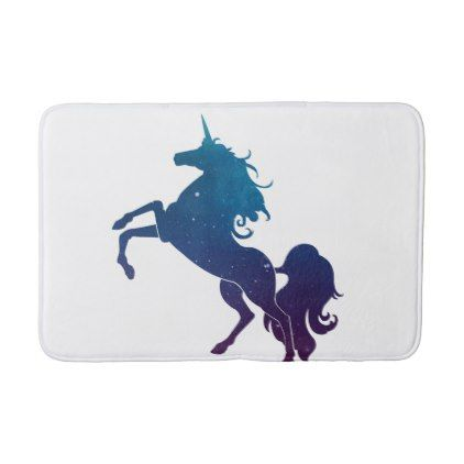 #unicorn Bathroom Mat   #Bathroom #Accessories #home #living
