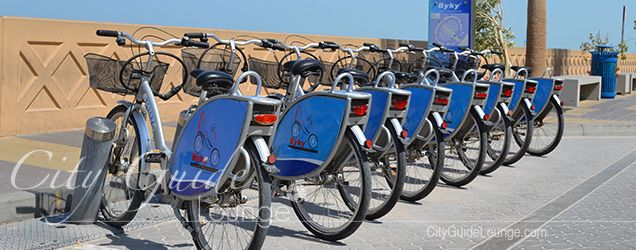 Nextbike Miet Fahhrad Mieten Byky Zweirad Fahrradverleih Dubai