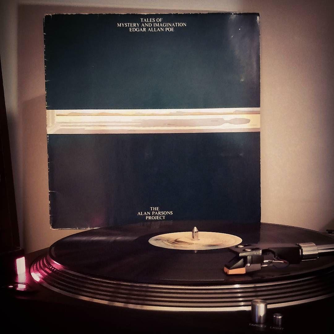 Vinyloftheday Nowspinning Thealanparsonsproject