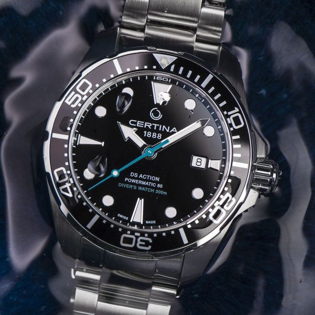 Certina Ds Action Diver Sea Turtle Conservancy Dive Watches Certina Watches Seiko Mod