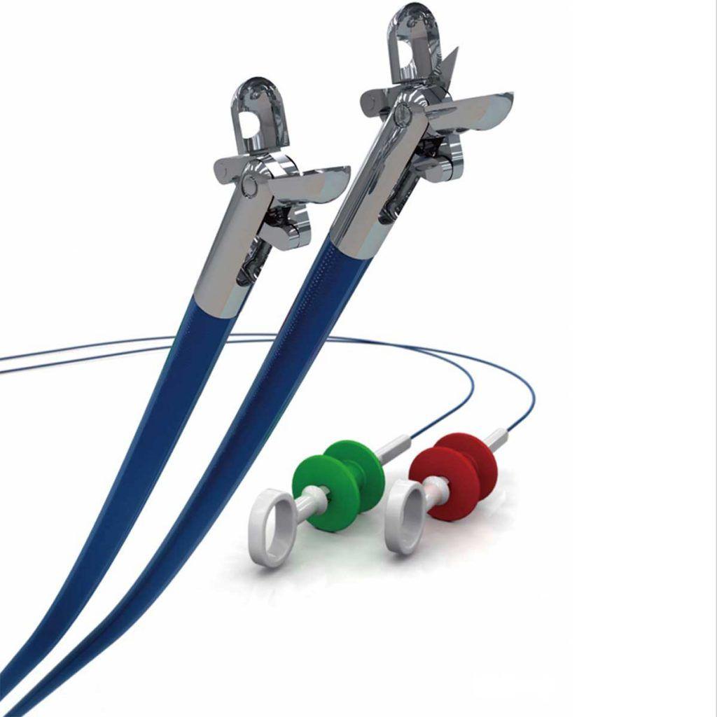 پنس نمونه برداری بیوپسی دائم مصرف Medwork پنس نمونه برداری بیوپسی دائم مصرف Medwork ساخت کشور آلمان می باشد و به جهت برداشتن ب Forceps Wire Cutter Reusable
