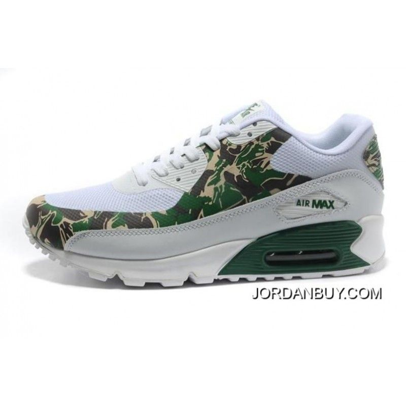 49c37c4837eb ... low price 2016 nike air max 90 hyperfuse prm mens shoes white green  online 723a8 bb5fd