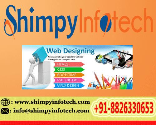 Web Designing Classes In Nandgram Ghaziabad Shimpyinfotech Call 8826330653 Seo Training Web Design Seo